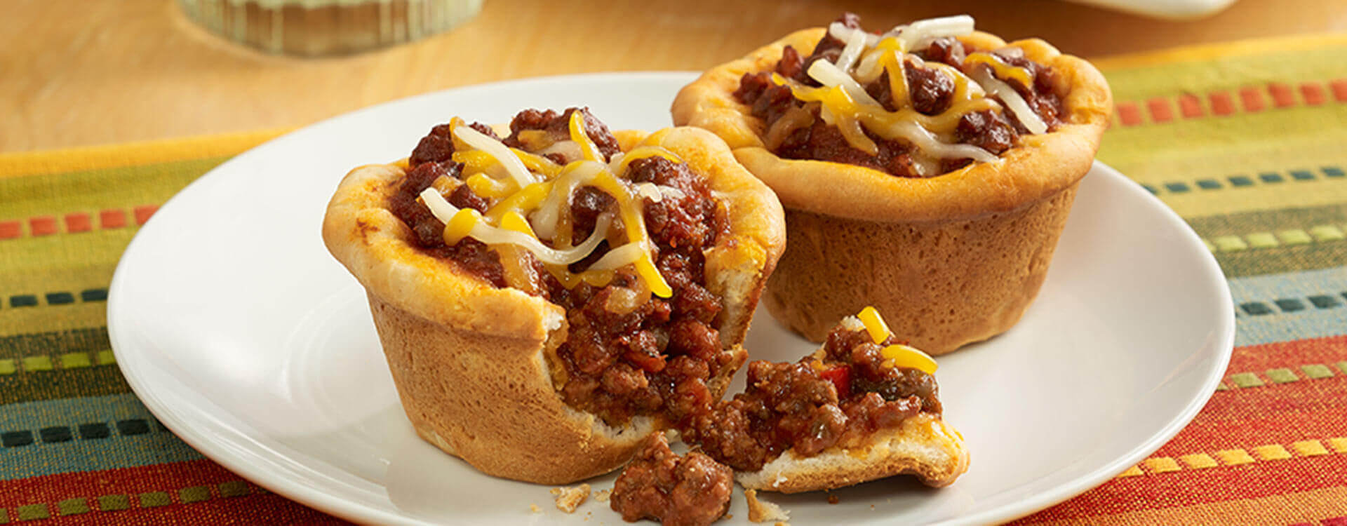 Hero - Baked Sloppy Joe Cups
